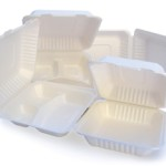 Compostable and Biodegradable To Go Hinged Boxes